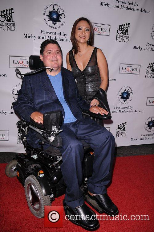 Marc Buoniconti and Cynthia Halelamien  attends...