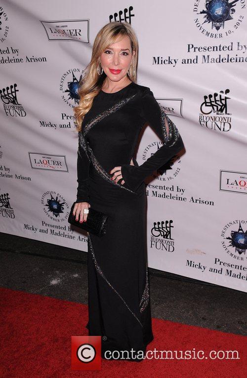 Marysol Patton attends  Destination Fashion 2012 To...