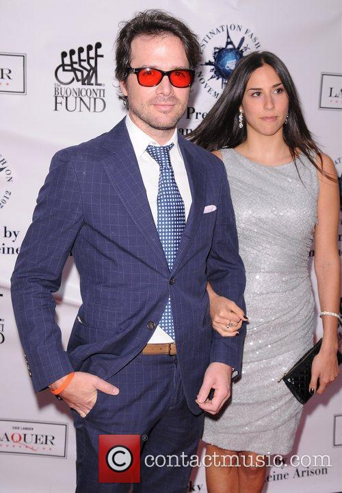 Matthew Settle and Maria Alfonsin  attends...