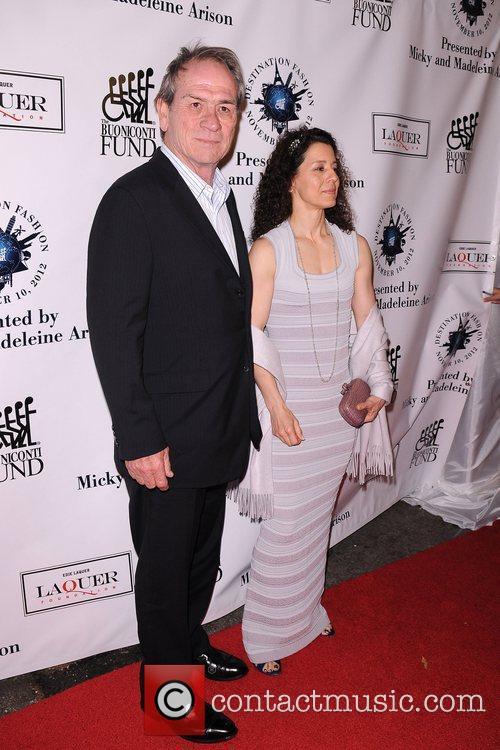 Tommy Lee Jones and Dawn Laurel 7