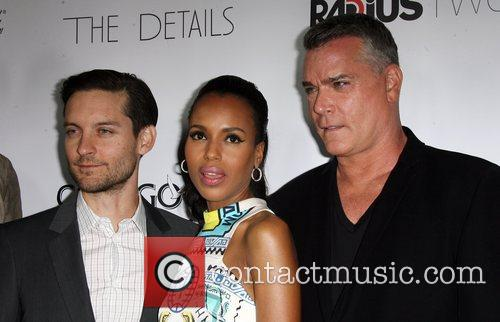 Ray Liotta, Kerry Washington and Toby Maguire Los...