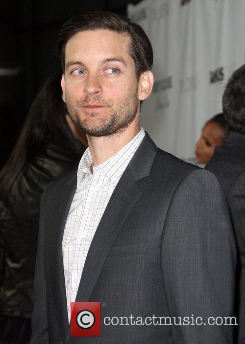 Toby Maguire Los Angeles Premiere of