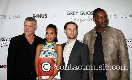 Ray Liotta, Kerry Washington, Tobey Maguire and Dennis Haysbert 5