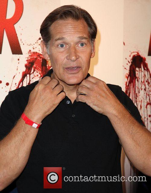James Remar attends the season 6 DVD release...