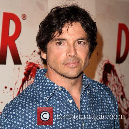 Jason Gedrick and Hollywood Roosevelt Hotel 1