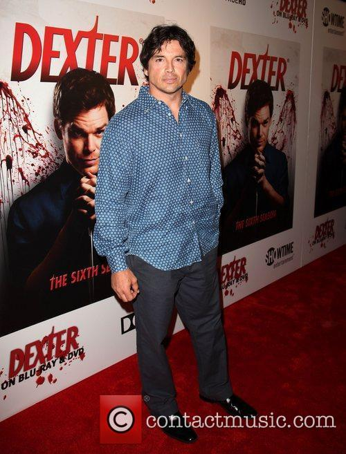 Jason Gedrick and Hollywood Roosevelt Hotel 2