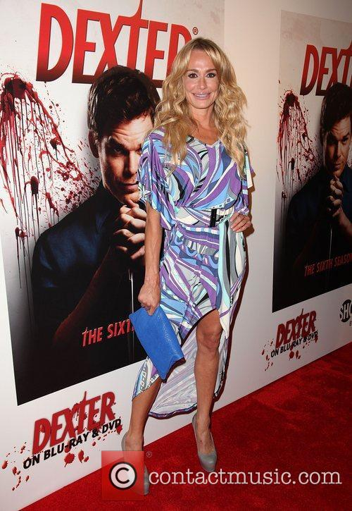 Attends the season 6 DVD release party of...