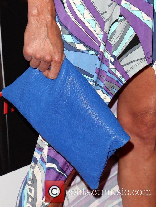 Taylor Armstrong (purse detail) attends the season 6...