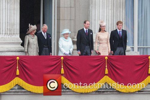 Prince Charles, Prince Harry and Prince William 12