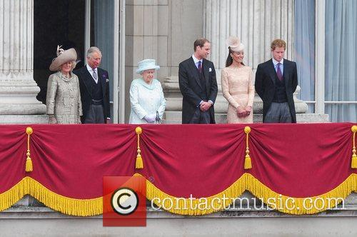 Prince Charles, Prince Harry and Prince William 13