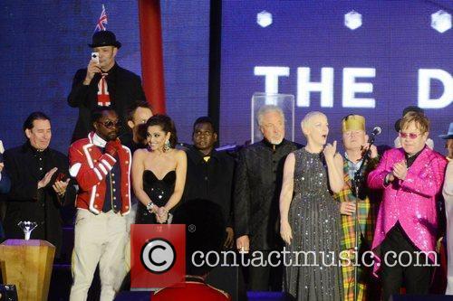 Jools Holland, Will.i.am, Cheryl Cole, Annie Lennox, Tom...