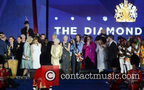 Queen Elizabeth Ii and Buckingham Palace 4