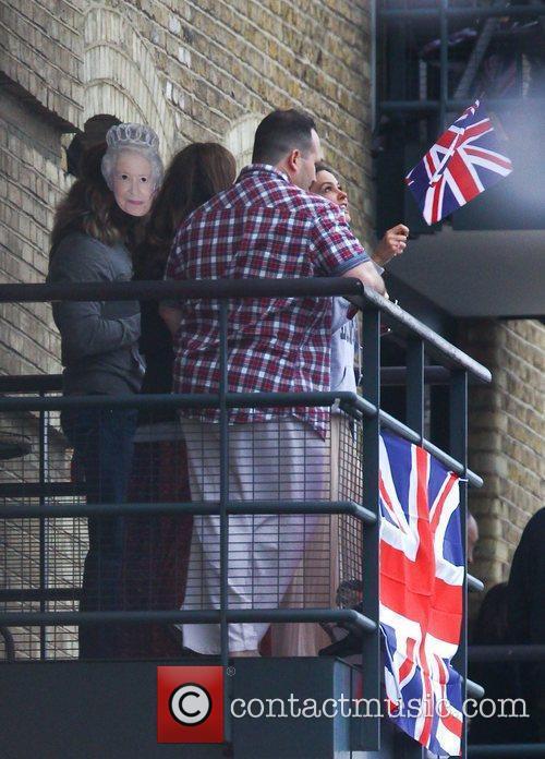 Atmosphere, Queen Elizabeth II