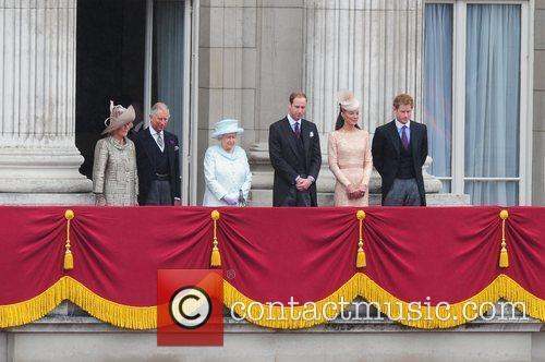 Prince Charles, Prince Harry and Prince William 4
