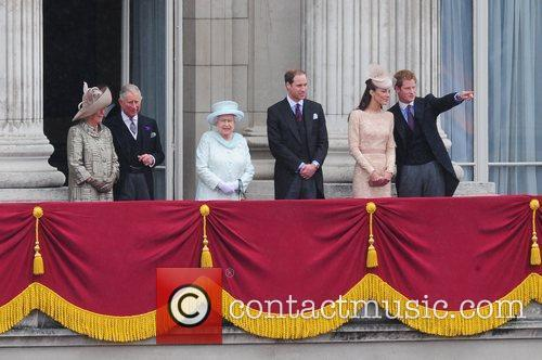 Prince Charles, Prince Harry and Prince William 8