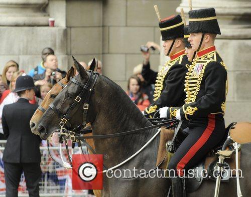 Atmosphere at Diamond Jubilee London, England ,