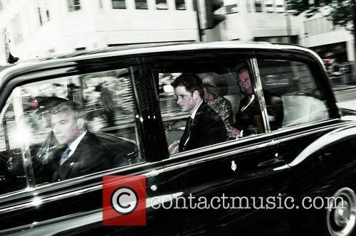 Prince Harry and Prince Charles 1