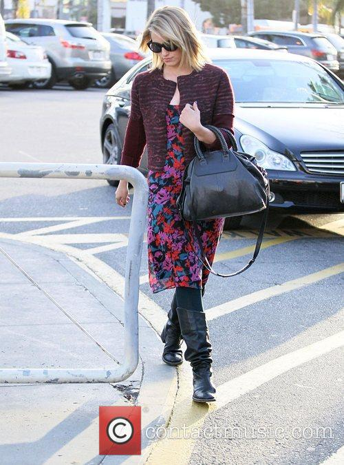 Dianna Agron out and about at The Grove...