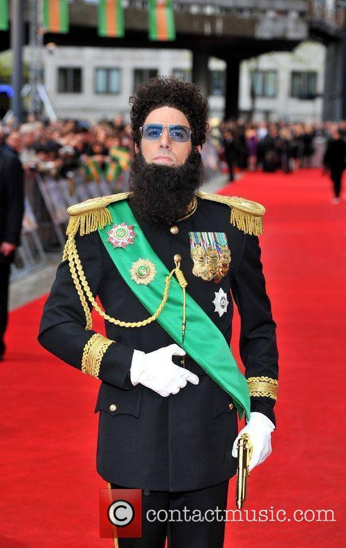 Sacha Baron Cohen and Royal Festival Hall 5
