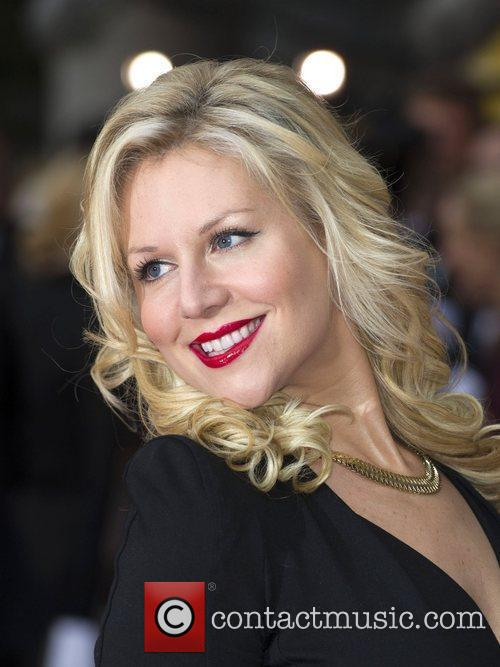 Abi Titmuss and Royal Festival Hall 2
