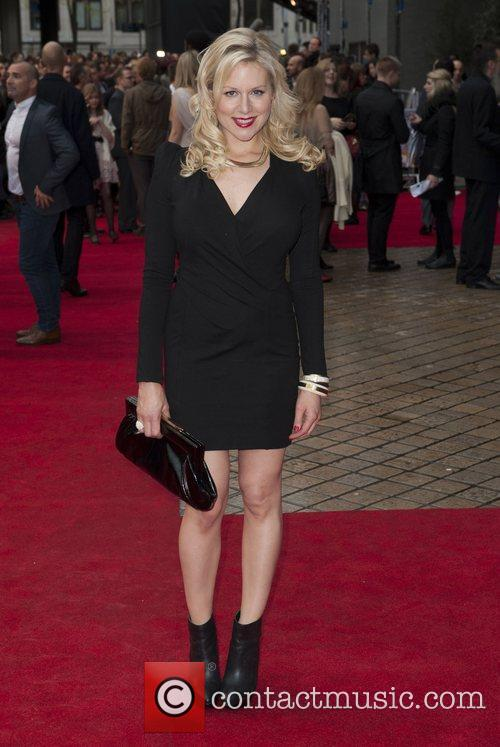 Abi Titmuss and Royal Festival Hall 1