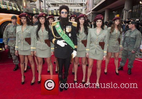 Sacha Baron Cohen and Royal Festival Hall 11
