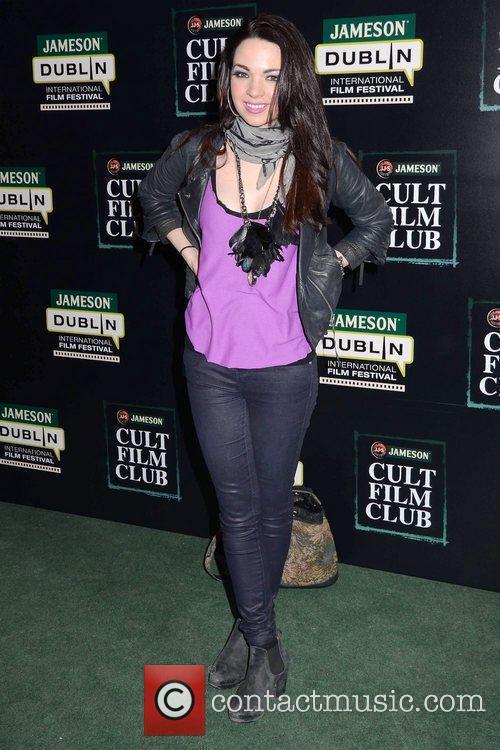 Katie Van Buren James Cult Film Club 2012...