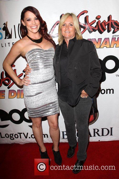 Jessica Sutta, Mariah Hanson Dinah Shore Club Skirt...