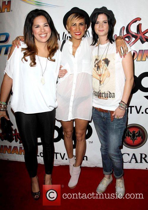 Rose Garcia, Romi Klinger, Kelsey Grace Chavarria Dinah...