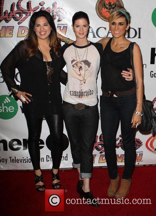 Rose Garcia, Kelsey Grace Chavarria, Romi Klinger Dinah...