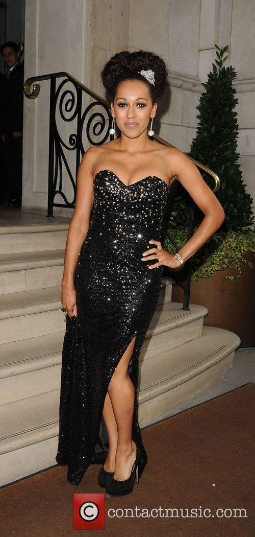Danielle Brown attends Dine With Pride - Gala...