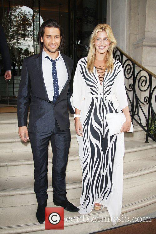 Francesca Hull and Ollie Locke Dine With Pride...