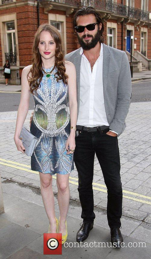 Rosie Fortscue  Dine With Pride - Gala...