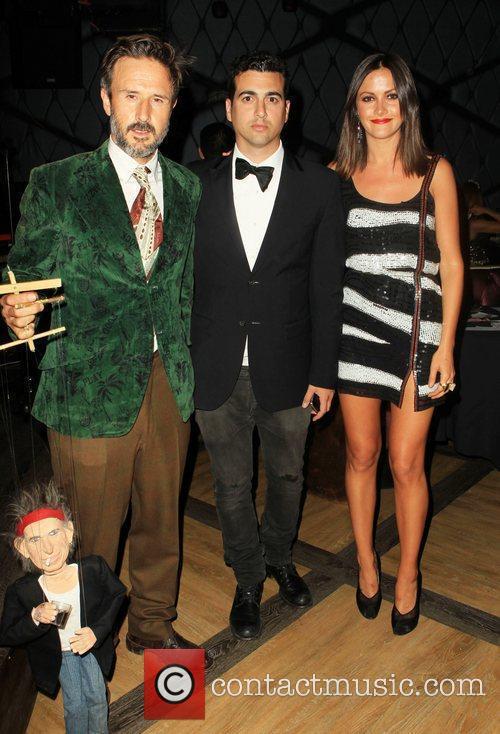 David Arquette and Christina Mclarty 5