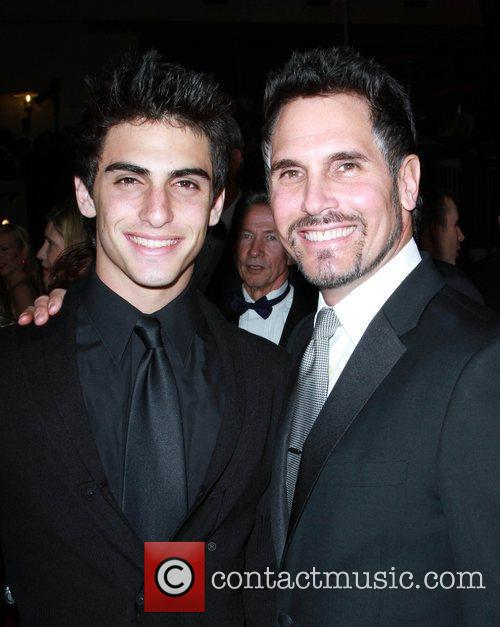 Adam Gregory and Don Diamont 64th Annual Directors...