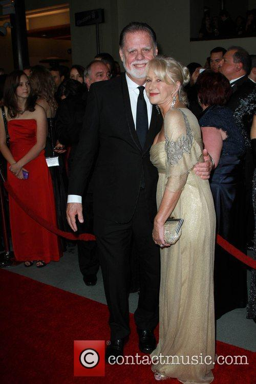 Helen Mirren, Taylor Hackford and Directors Guild Of America 2