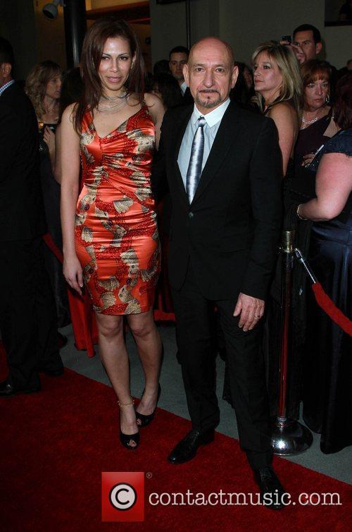 Ben Kingsley, Jennifer Stone and Directors Guild Of America 2