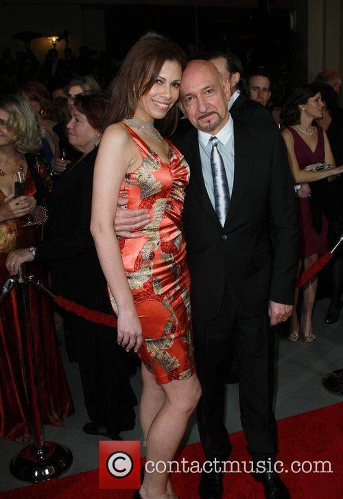 Ben Kingsley, Jennifer Stone and Directors Guild Of America 1