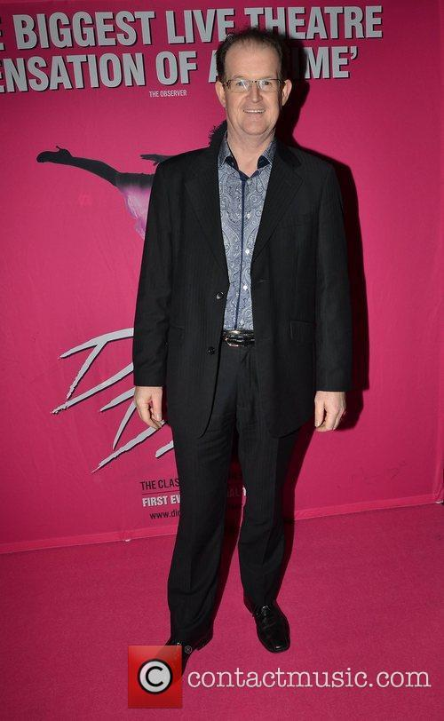 Aengus McAnally Irish premiere of Dirty Dancing -...