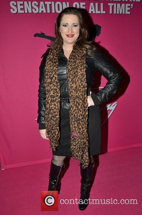 Elaine Crowley Irish premiere of Dirty Dancing -...