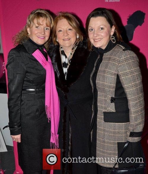 Geraldine Moran, Kathleen Watk Irish premiere of Dirty...