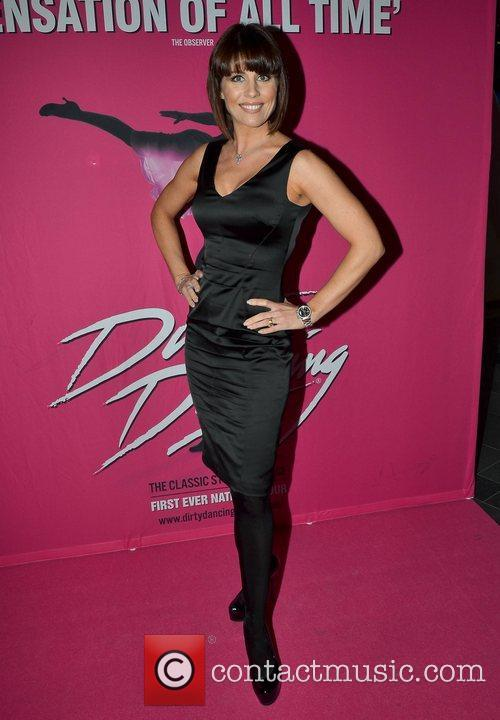 Gillian Quinn Irish premiere of Dirty Dancing -...