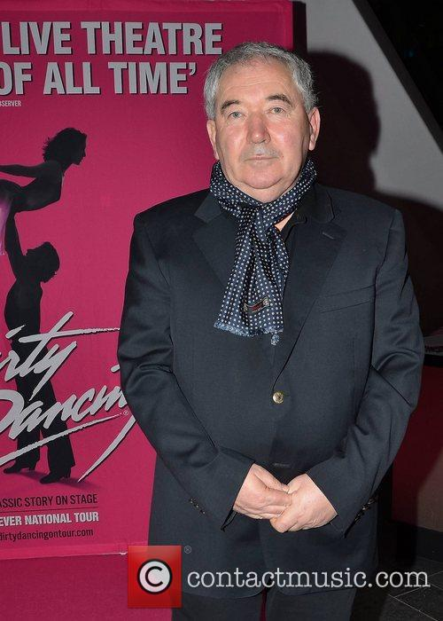 Harry Crosbie Irish premiere of Dirty Dancing -...