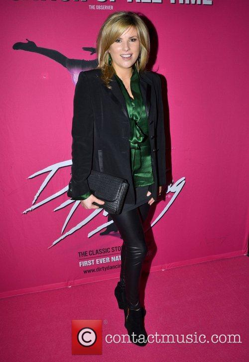 Jenny Buckley Irish premiere of Dirty Dancing -...
