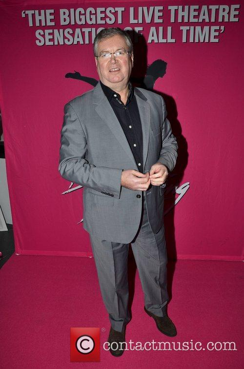 Joe Duffy Irish premiere of Dirty Dancing -...