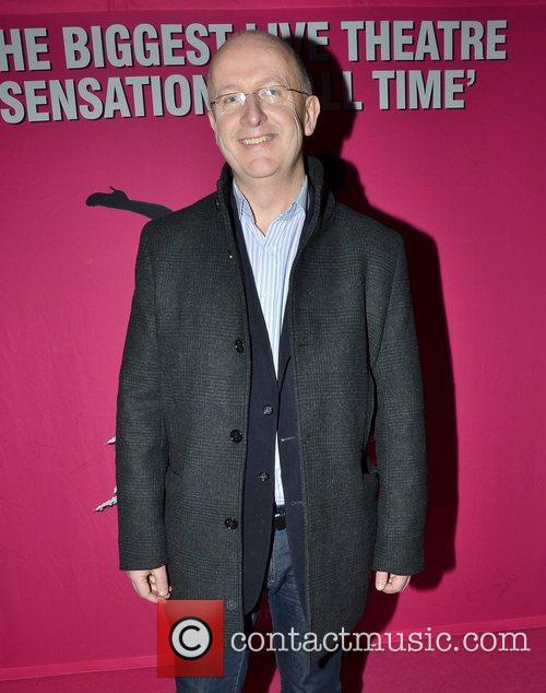 John Murray Irish premiere of Dirty Dancing -...