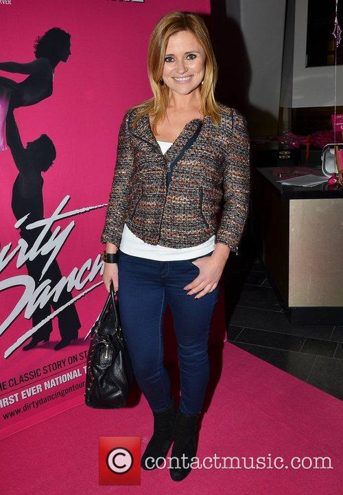 Karen Koster Irish premiere of Dirty Dancing -...