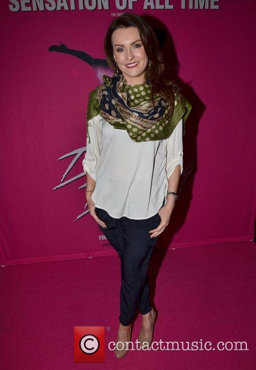 Mairead Farrell Irish premiere of Dirty Dancing -...