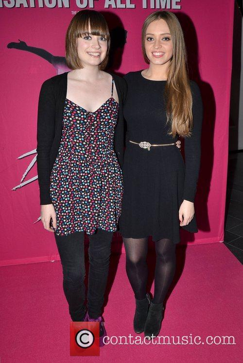 Michelle Hennessey, Diana Buni Irish premiere of Dirty...