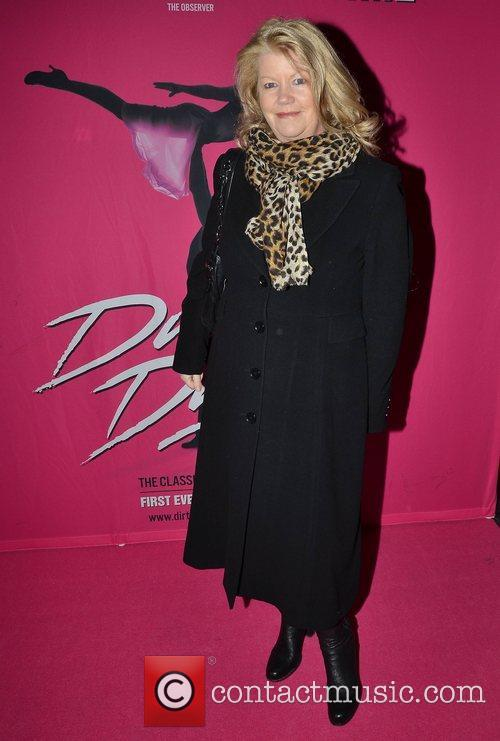Miriam Ahern Irish premiere of Dirty Dancing -...